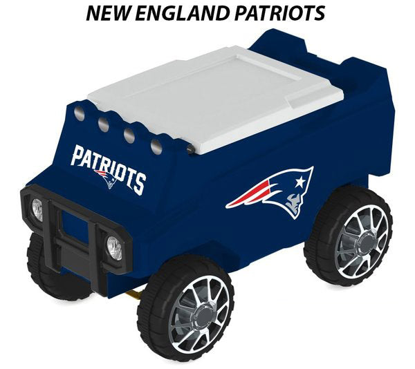 New England Patriots RC NFL Rover Cooler