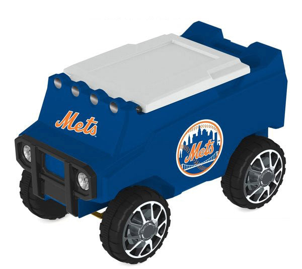 New York Mets Remote Control MLB Rover Cooler
