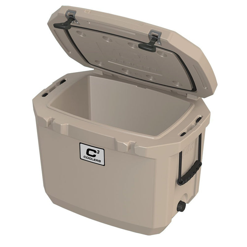 Nordic 44 Quart Cooler - Tan
