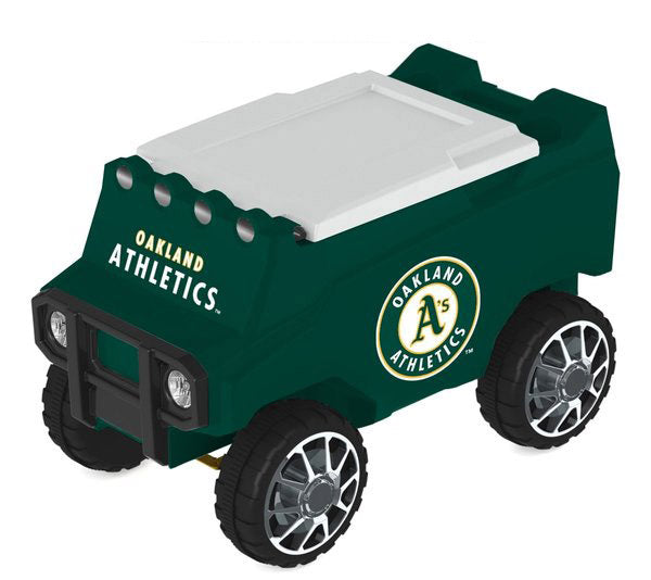 Oakland Athletics Remote Control MLB Rover Cooler