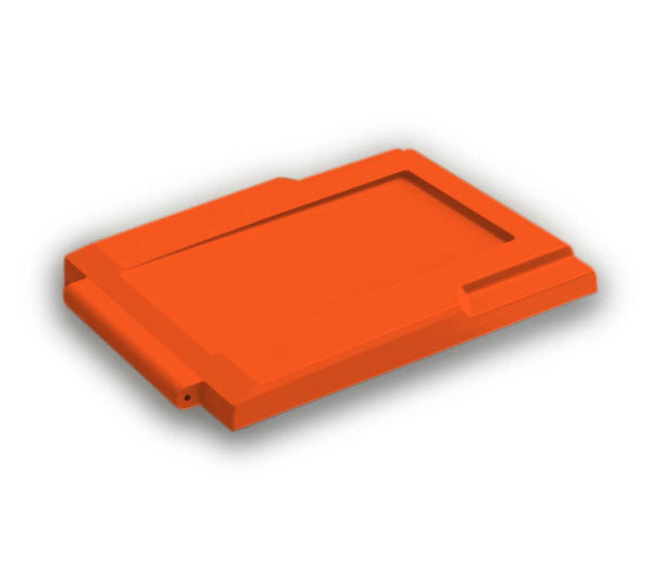 RC Cooler Replacement Lid - Orange