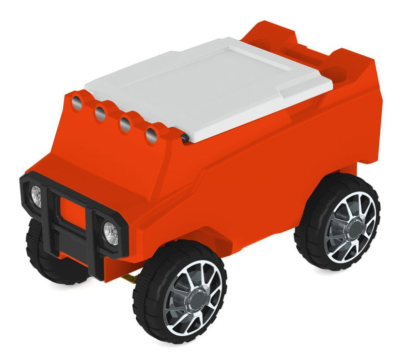 Remote Control Rover Cooler - Orange
