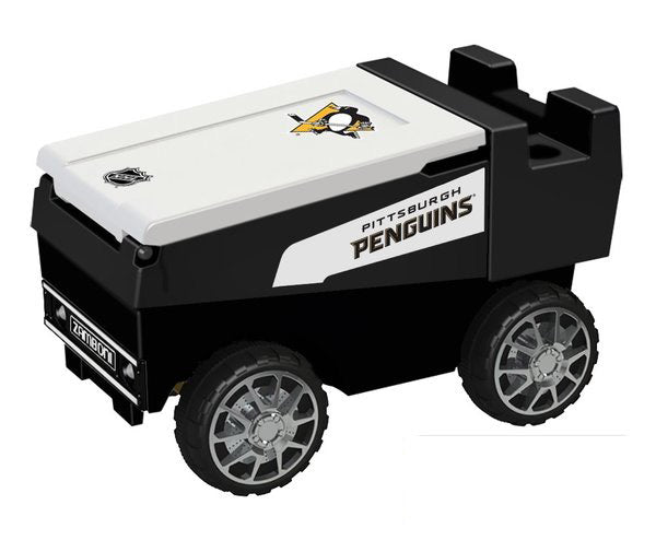 Pittsburgh Penguins Remote Control NHL Zamboni Cooler