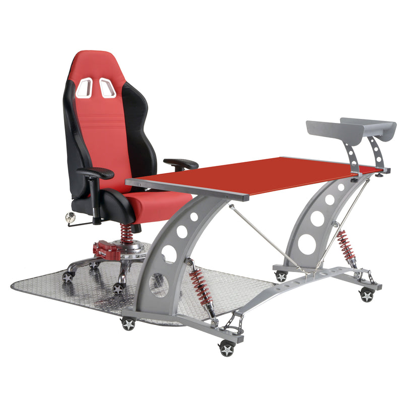 PitStop GT Office Chair RED