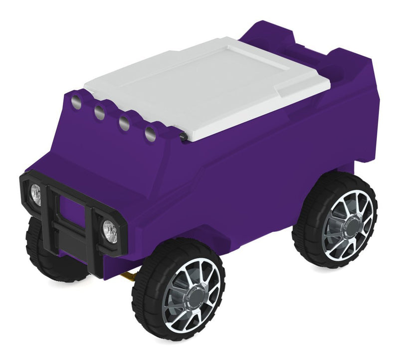 Remote Control Rover Cooler - Purple