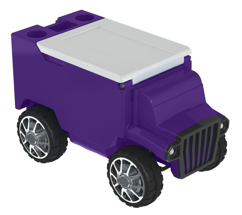 RC Truck Cooler - Purple