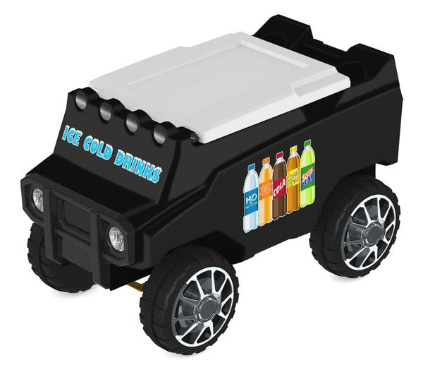 Refreshment Delivery Remote Control Rover Cooler