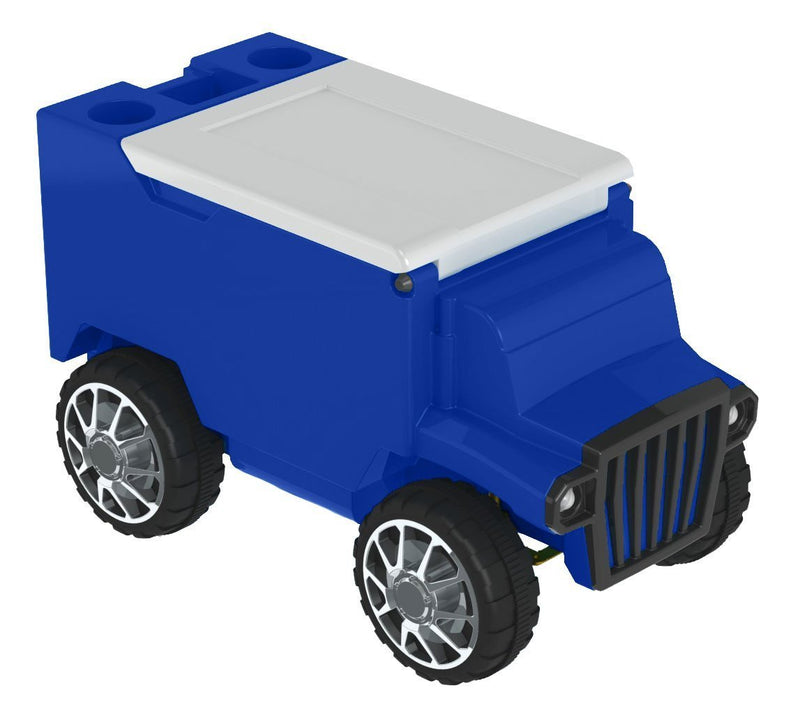 RC Truck Cooler - Royal Blue