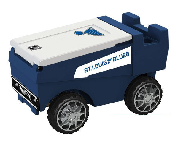 St. Louis Blues Remote Control NHL Zamboni Cooler