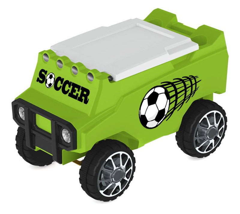 Soccer Remote Control Rover Cooler
