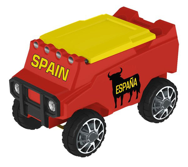 Spain Remote Control Rover Cooler