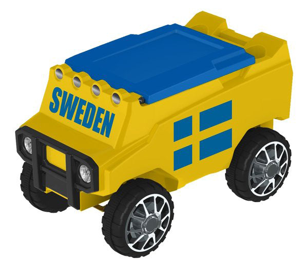 Sweeden RC Rover