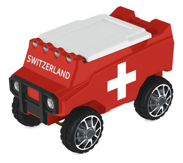 Switzerland RC Rover