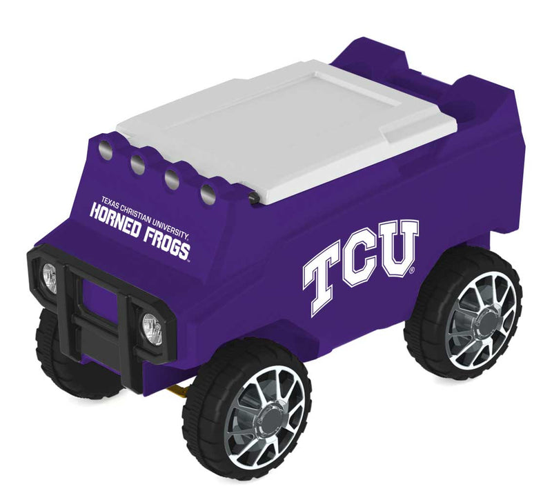 Texax Christian University (TCU) Horned Frogs Remote Control College Rover Cooler