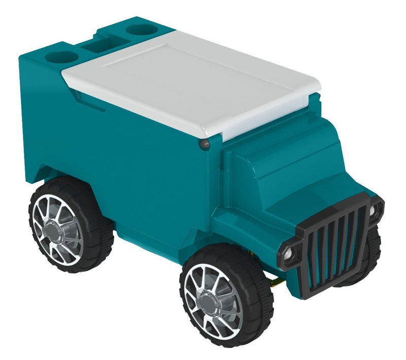 Remote Control Truck Cooler - Teal