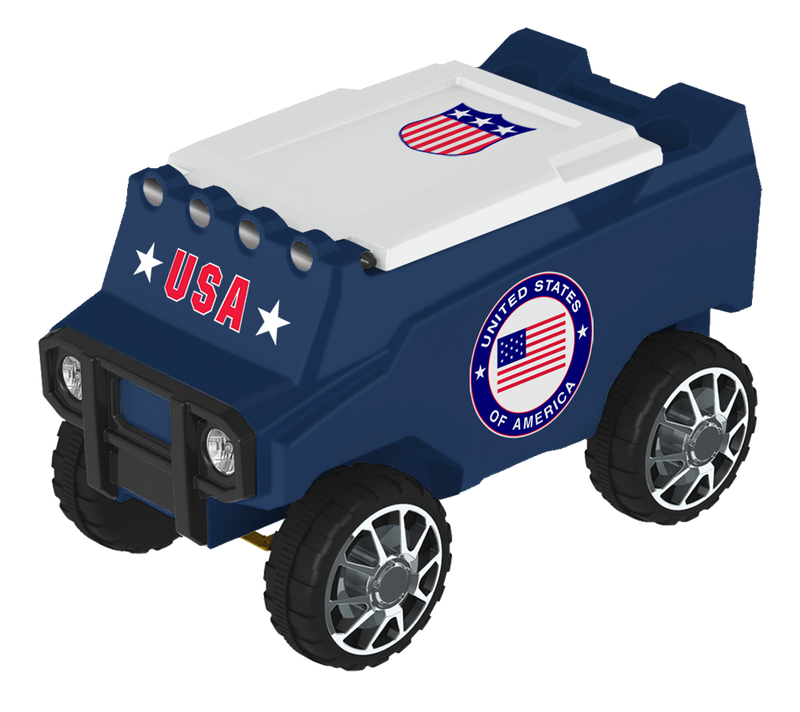 USA Circle RC Rover