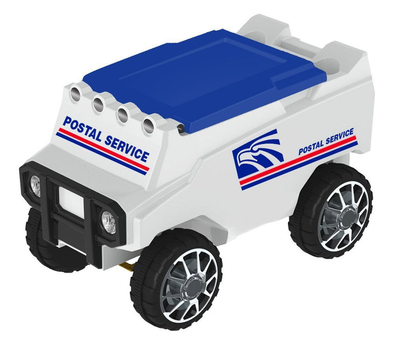 Mail Delivery Remote Control Rover Cooler