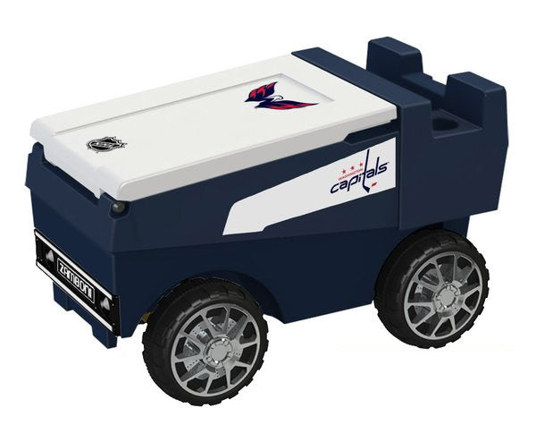Washington Capitals Remote Control NHL Zamboni Cooler