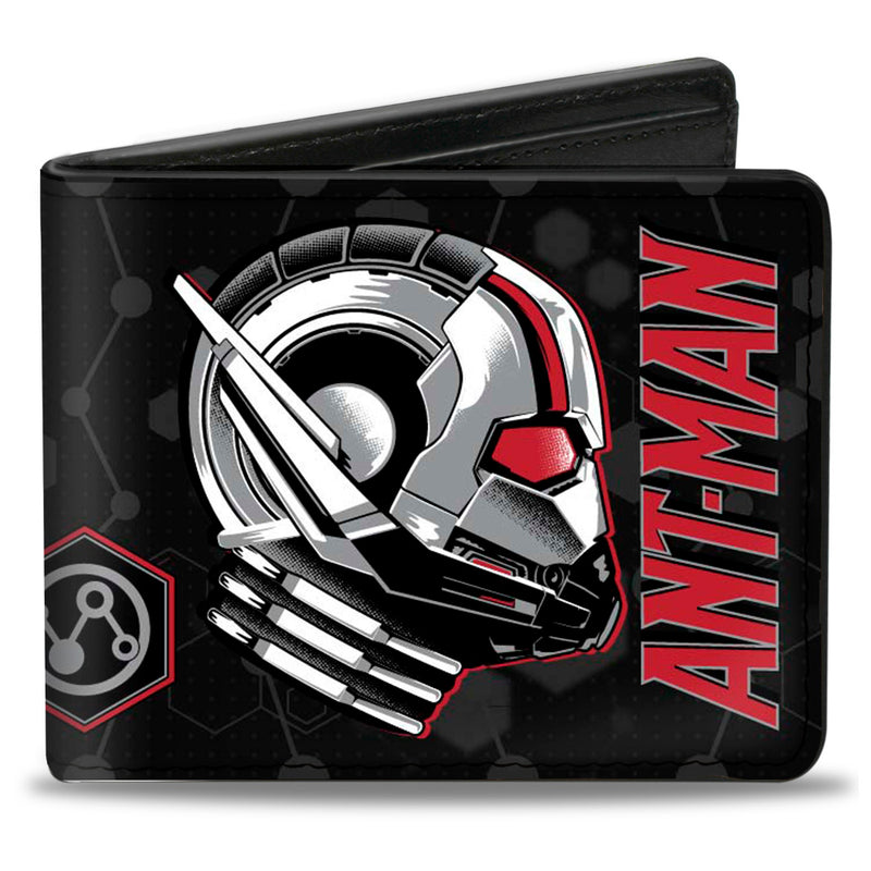 Ant-Man Helmet and the Wasp Helmet Black/Grays/Red/Gold