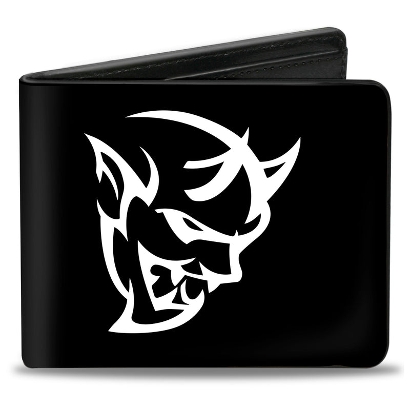 Dodge Demon Icon Black/White