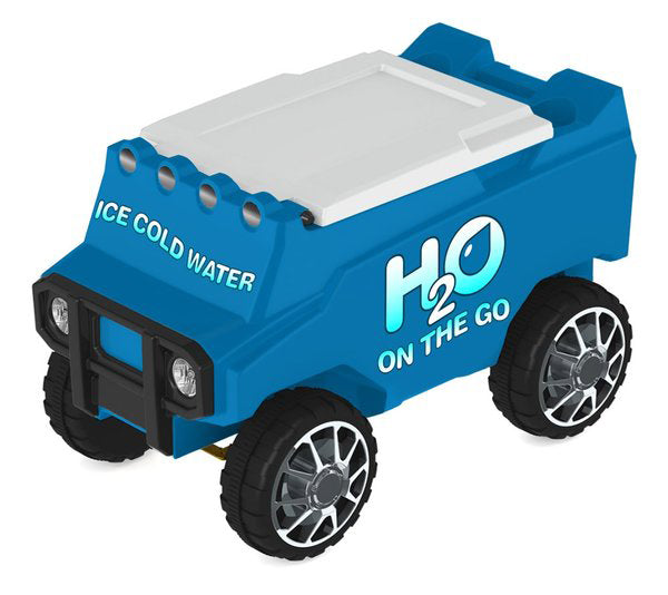 Water Delivery Remote Control Rover Cooler