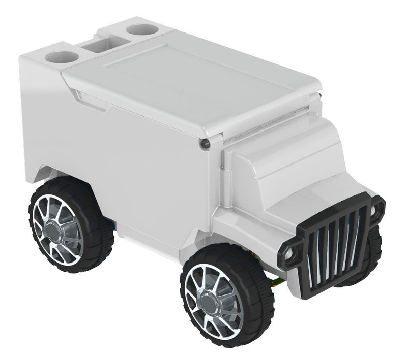 RC Truck Cooler - White