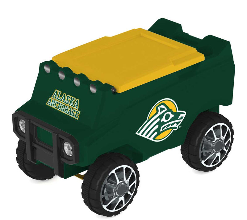 Alaska Anchorage Remote Control College Rover Cooler