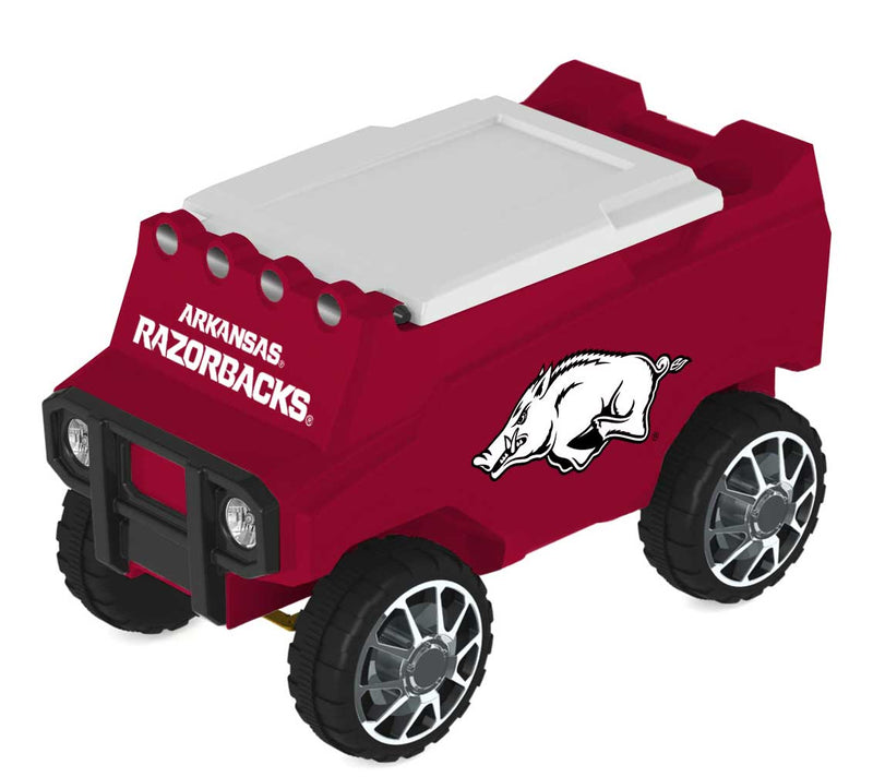 Arkansas Razorbacks Remote Control College Rover Cooler