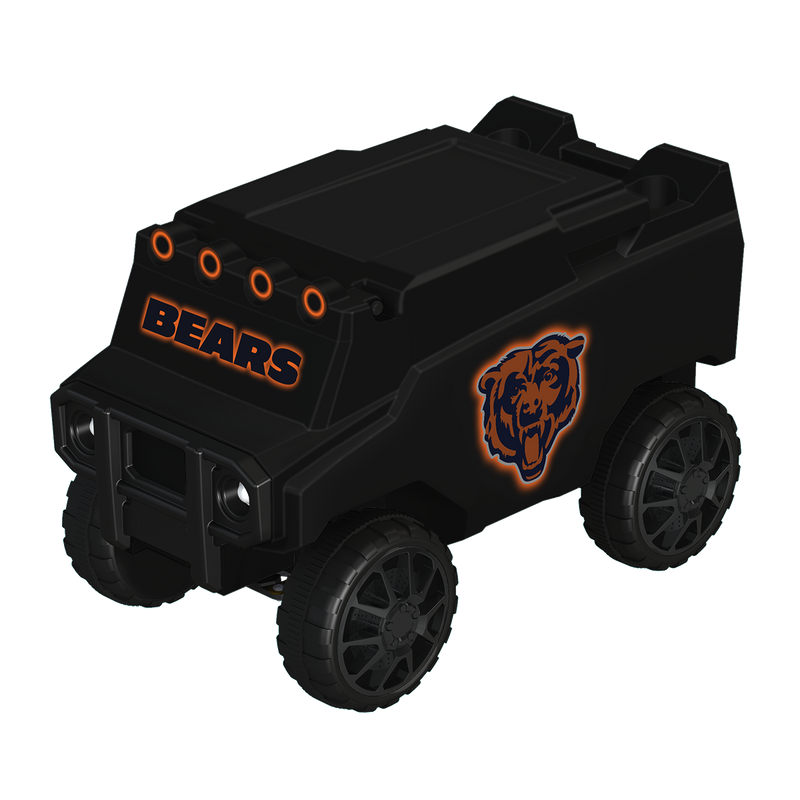Chicago Bears Blackout RC NFL Rover Cooler