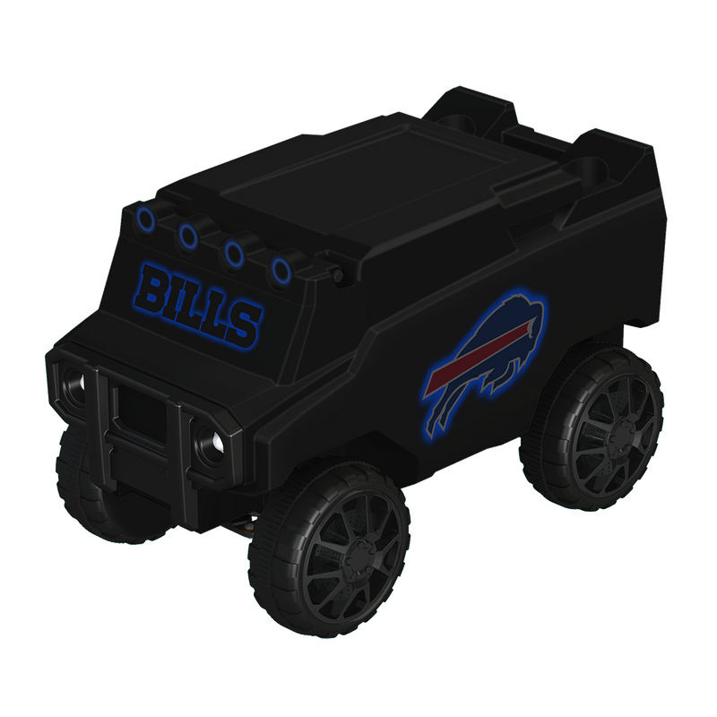 Buffalo Bills Blackout RC NFL Rover Cooler