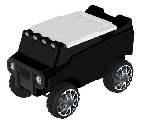 Rover Remote Control Coolers