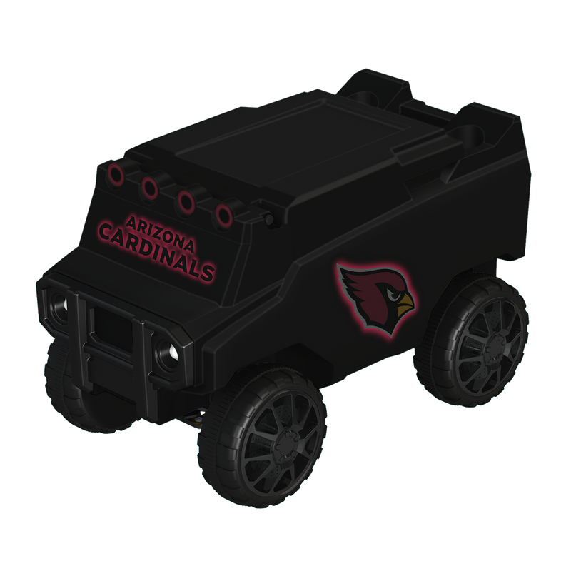 Arizona Cardinals Blackout RC NFL Rover Cooler