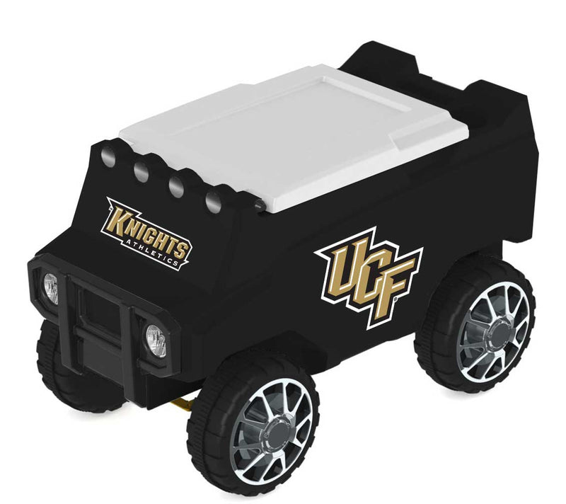 Central Florida (UCF) Knights Remote Control College Rover Cooler