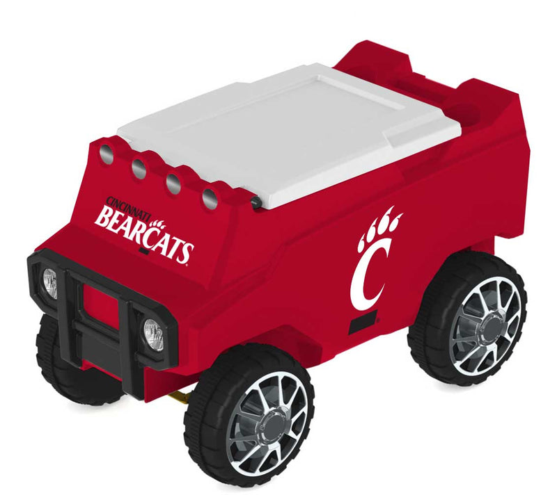Cincinnati BeaRemote Controlats Remote Control College Rover Cooler