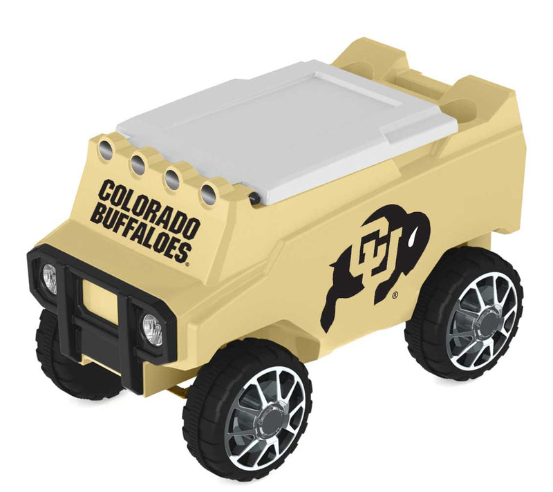 Colorado Buffalos Remote Control College Rover Cooler