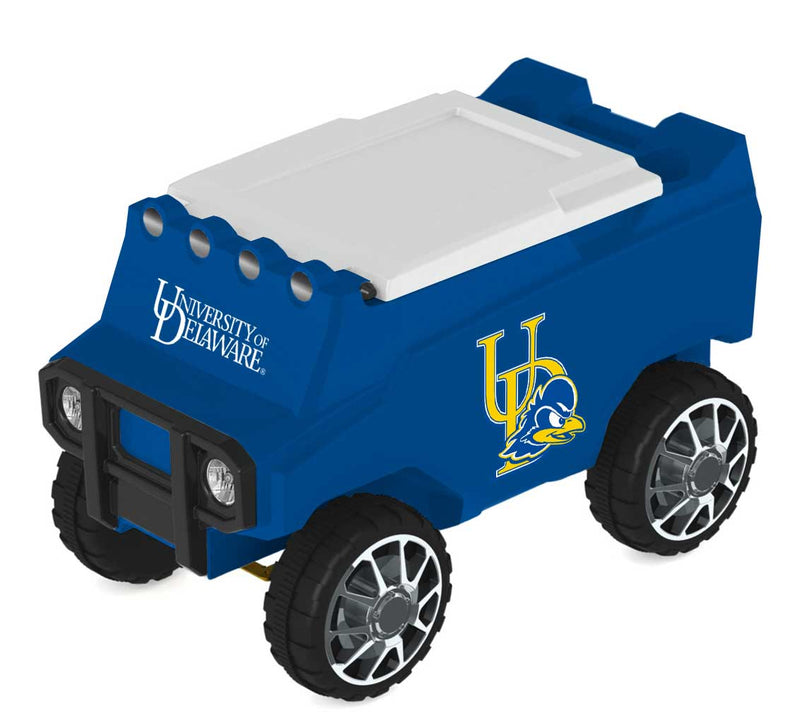 Delaware University Fightin' Blue Hens Remote Control College Rover Cooler