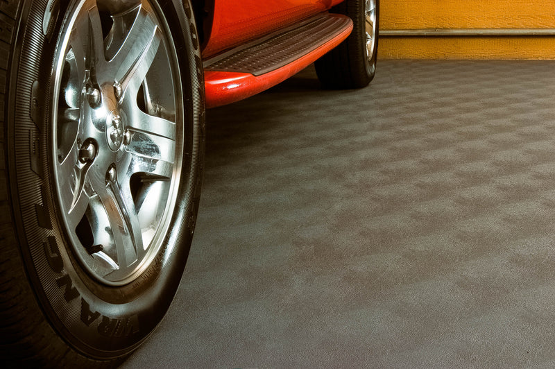 Garage Floor Cover - Levant