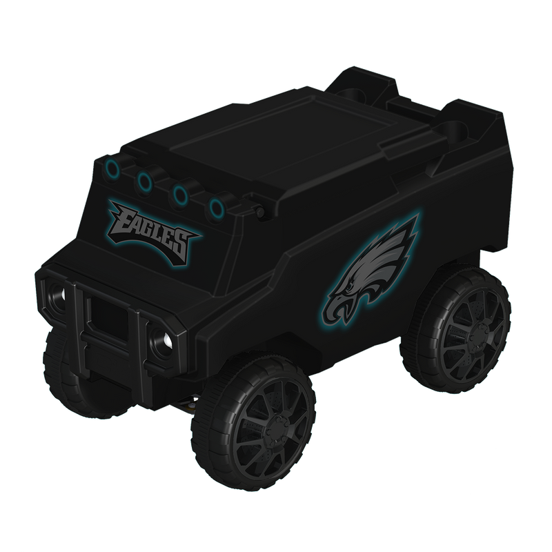 Philadelphia Eagles Blackout RC NFL Rover Cooler
