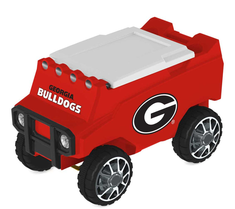 Georgia Bulldogs Remote Control College Rover Cooler