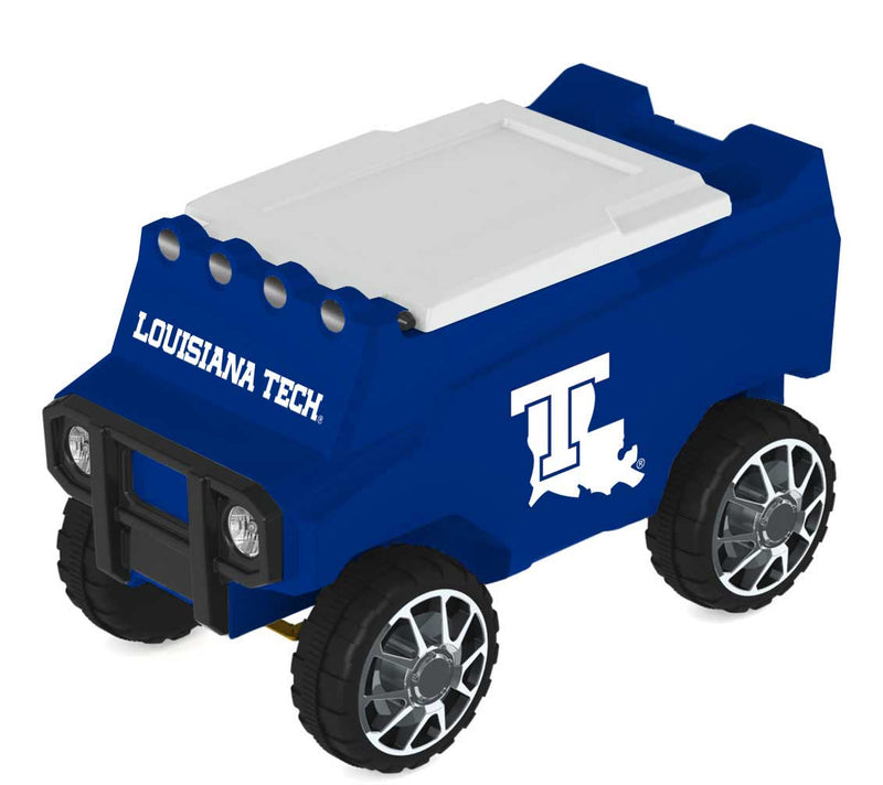 Louisiana Tech Remote Control College Rover Cooler