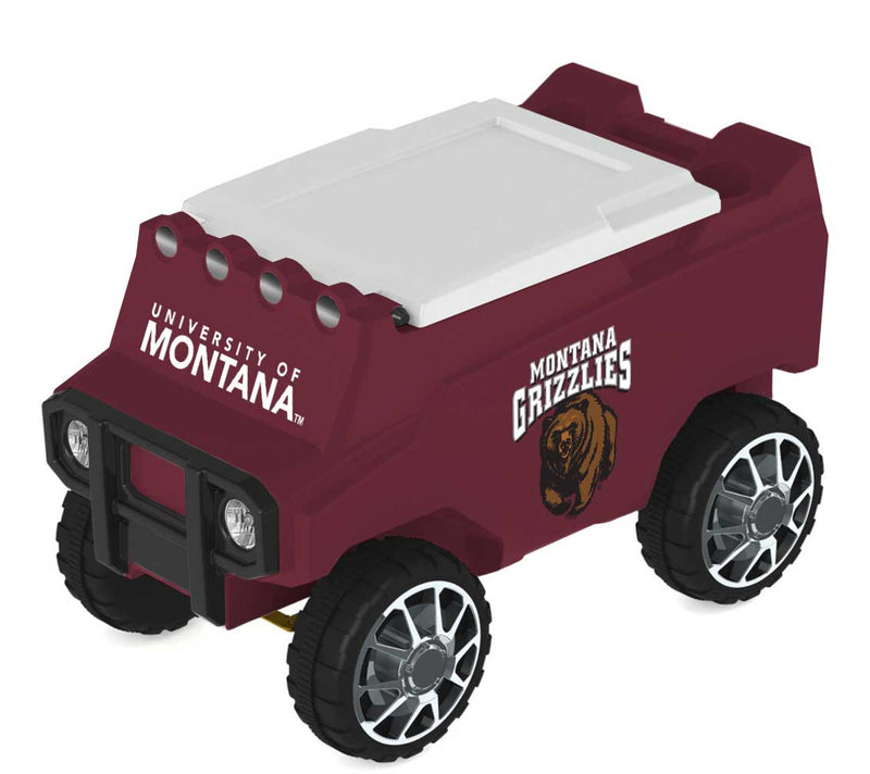 Montana Grizzlies Remote Control College Rover Cooler