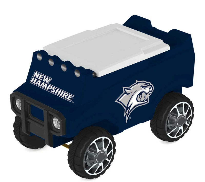 New Hampshire Wildcats Remote Control College Rover Cooler