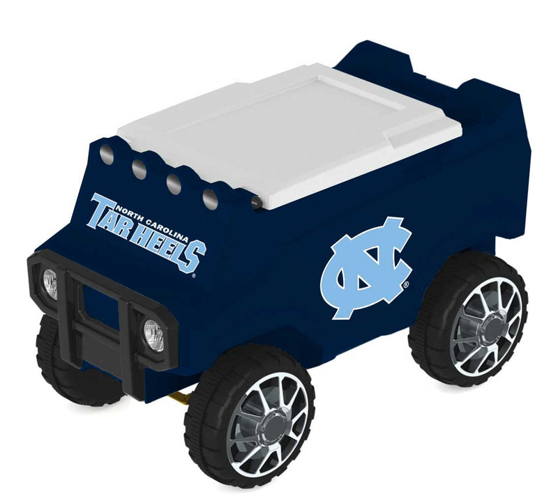 North Carolina Tar Heels Remote Control College Rover Cooler