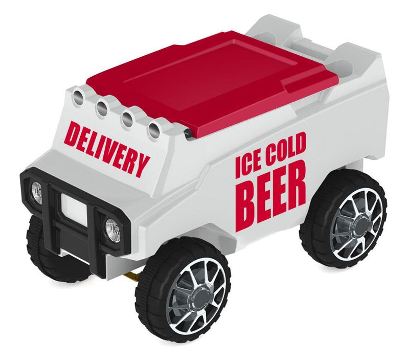 Beer Delivery Remote Control Rover Cooler