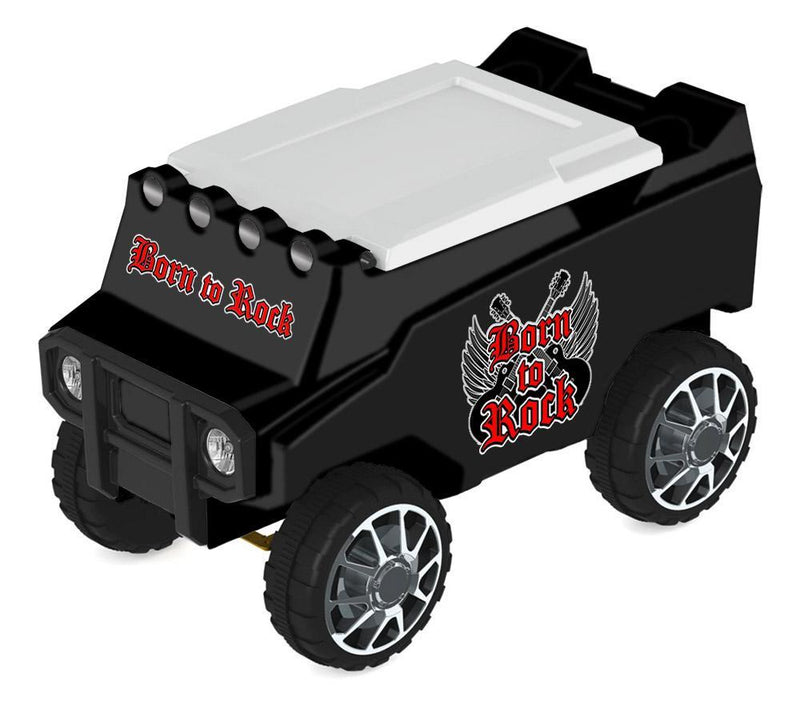 Born to Rock 1 Remote Control Rover Cooler