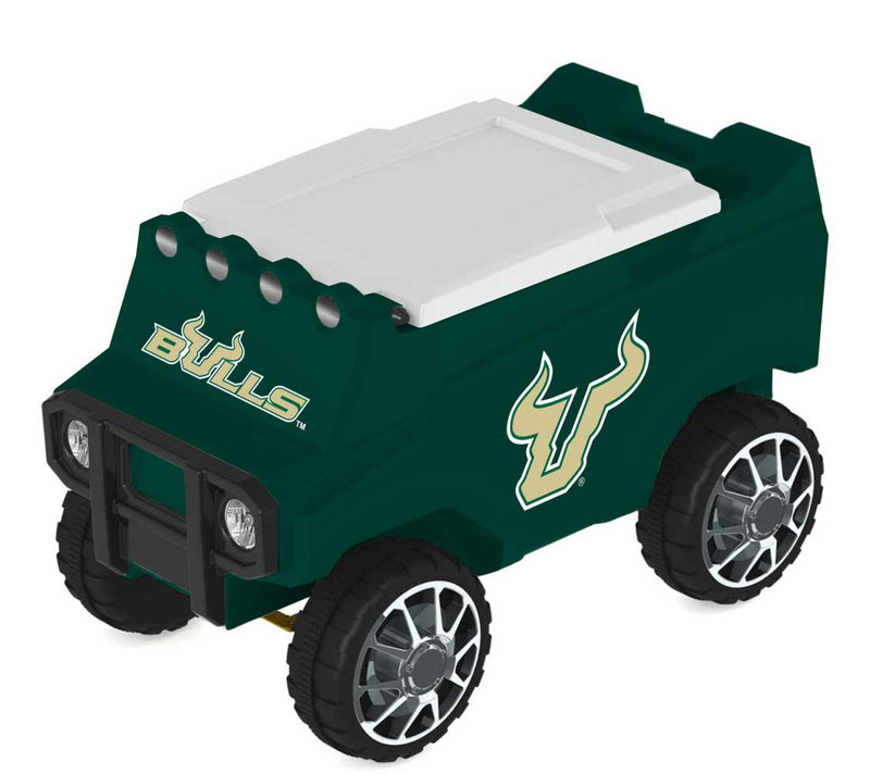 South Florida Bulls Remote Control College Rover Cooler