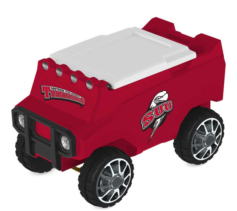 Southern Utah University Thunderbirds Remote Control College Rover Cooler