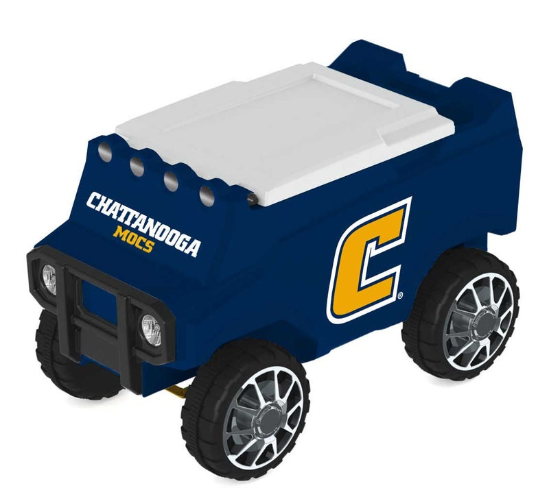 Tennessee Chattanooga (UTC) Mocs Remote Control College Rover Cooler