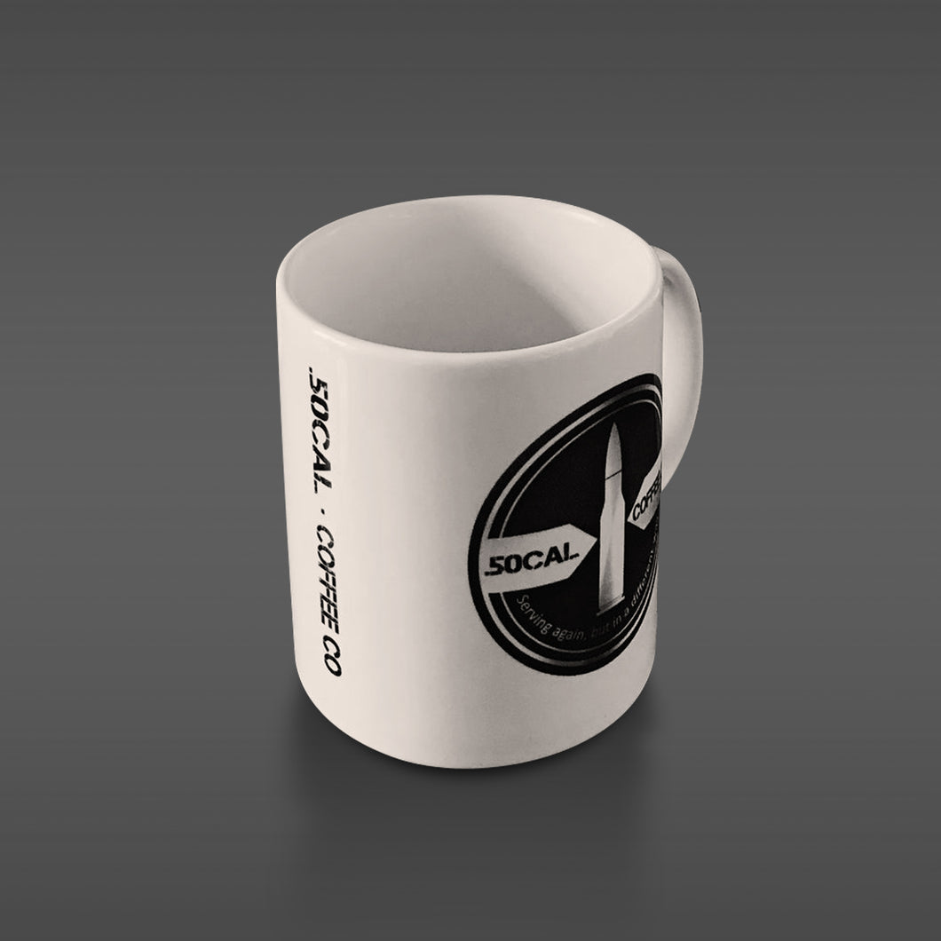Coffee mug - 50calcoffeecompany