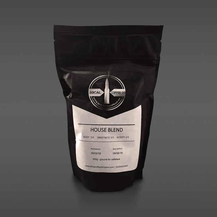 House blend - 50calcoffeecompany